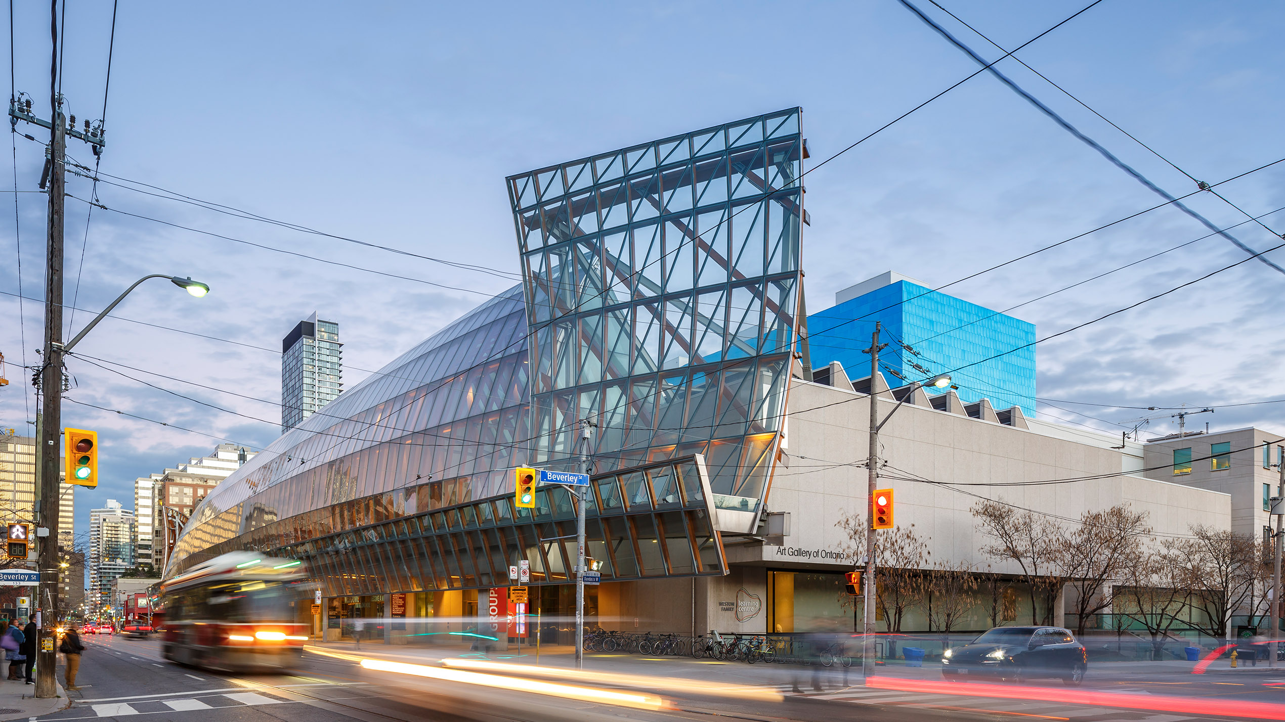Art Gallery Of Ontario Revitalization on Single Floor House Elevation